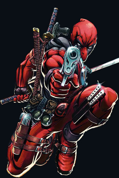 Deadpool Bio Pic