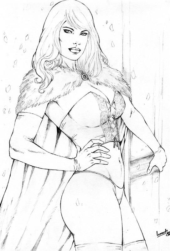 Emma Frost Pic 109