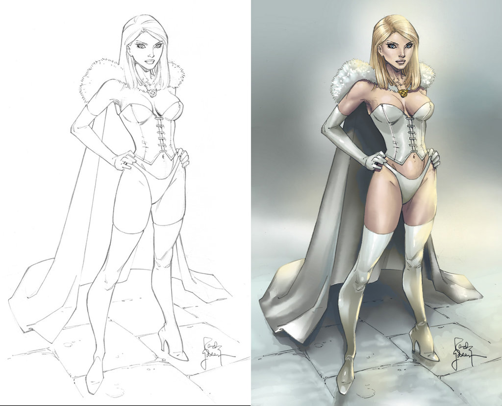 Emma Frost Pic 117