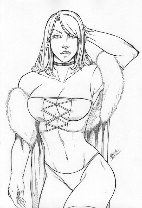 Emma Frost Pic 121