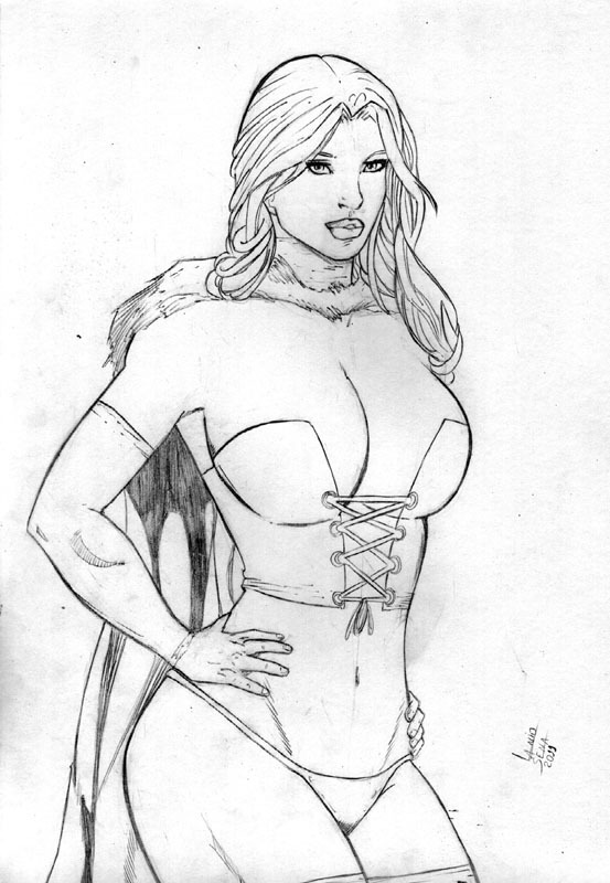 Emma Frost Pic 123
