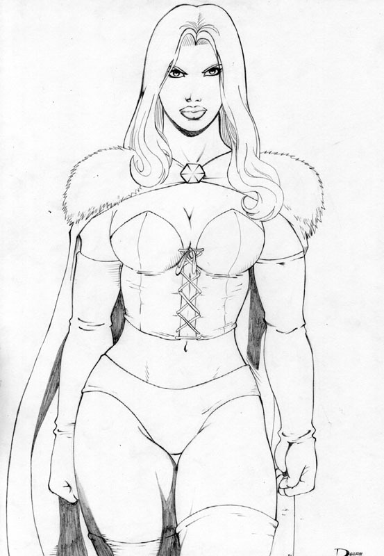 Emma Frost Pic 126