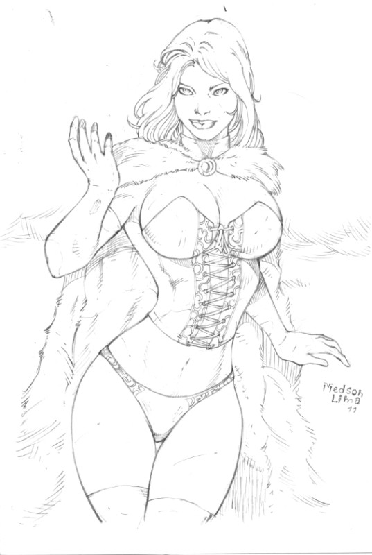 Emma Frost Pic 139