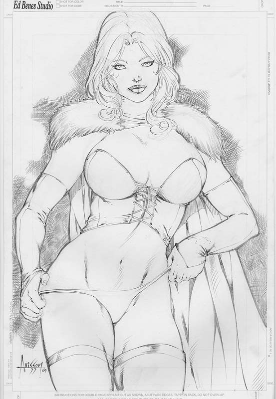 Emma Frost Pic 16