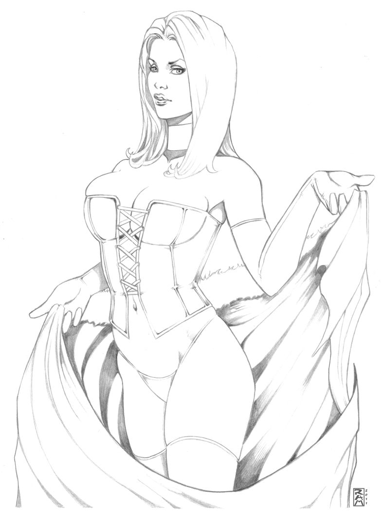 Emma Frost Pic 162
