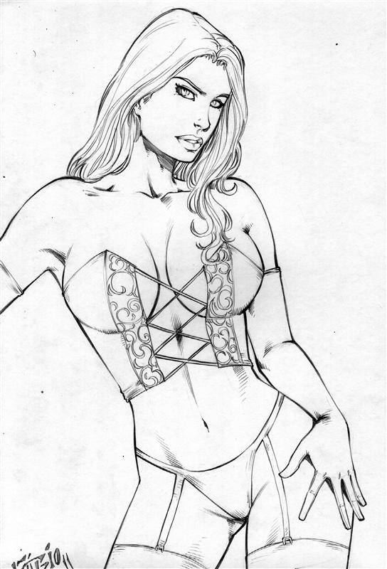 Emma Frost Pic 165