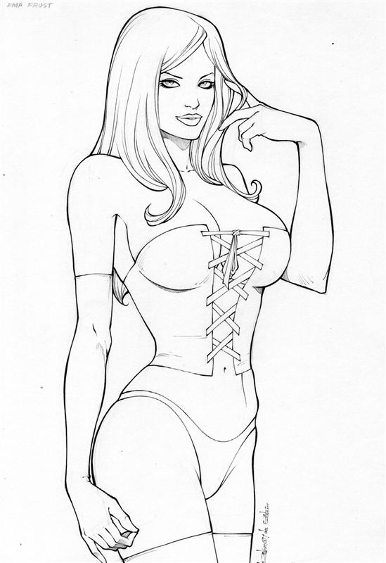 Emma Frost Pic 178