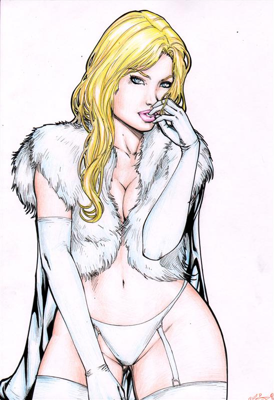 Emma Frost Pic 190