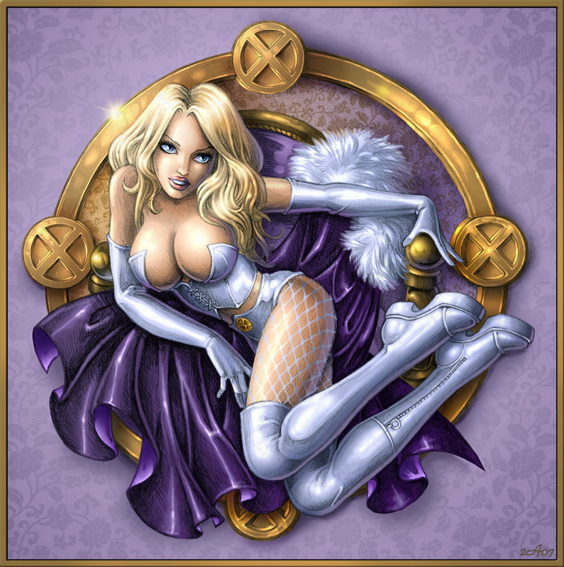 Emma Frost Pic 2