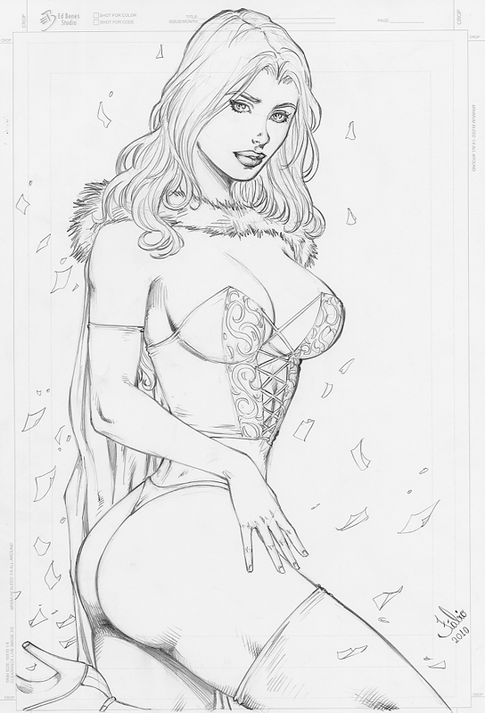 Emma Frost Pic 25