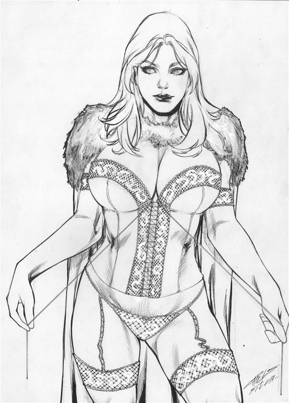 Emma Frost Pic 269