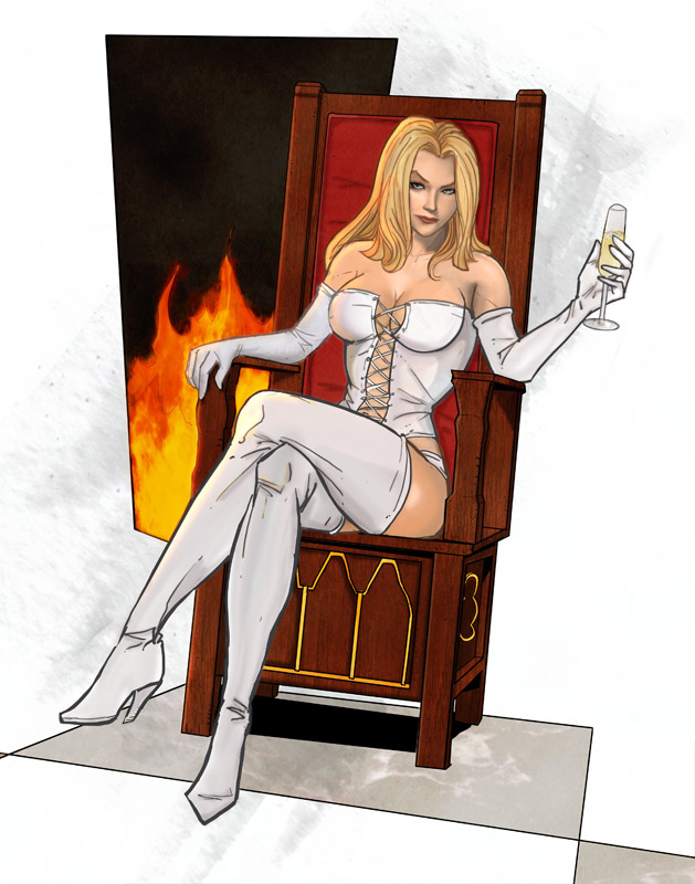 Emma Frost Pic 274