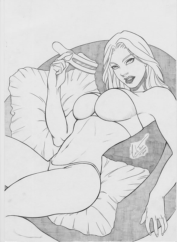 Emma Frost Pic 29