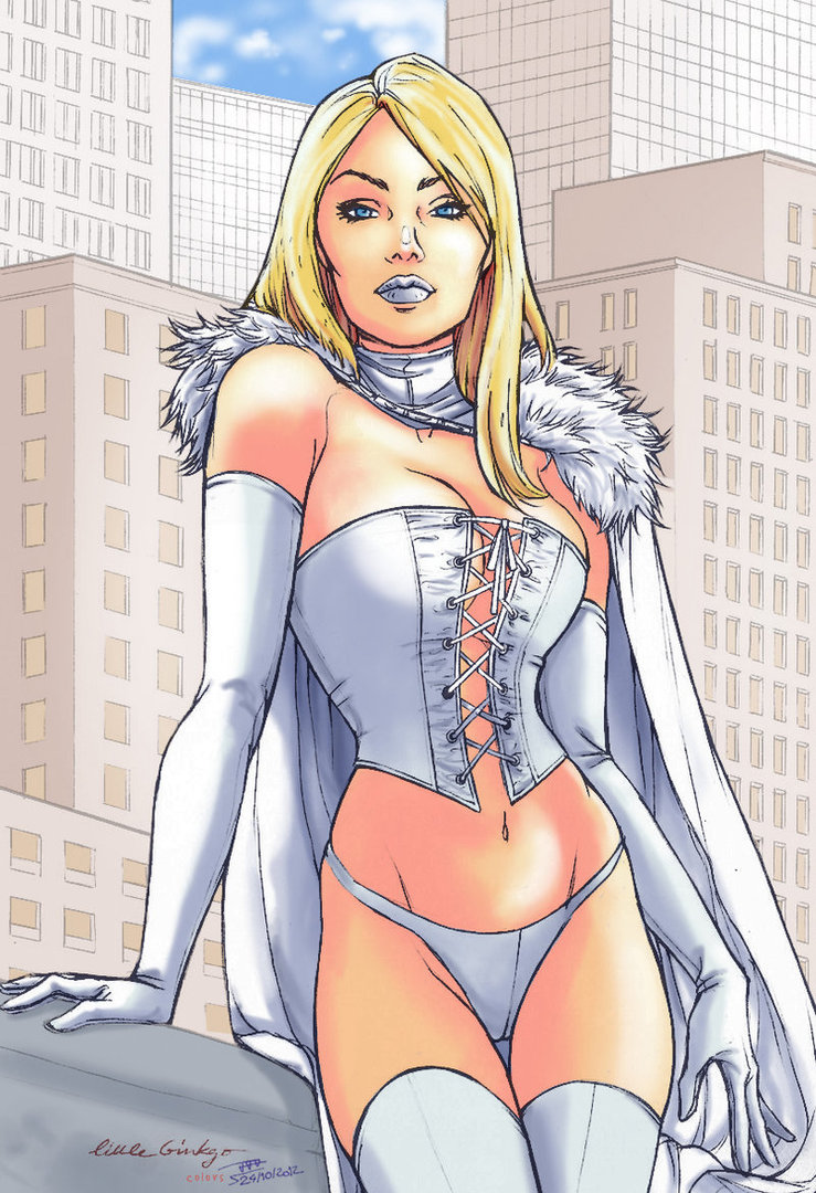 Emma Frost Pic 293