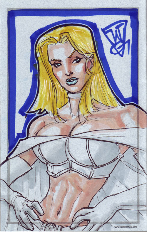 Emma Frost Pic 3
