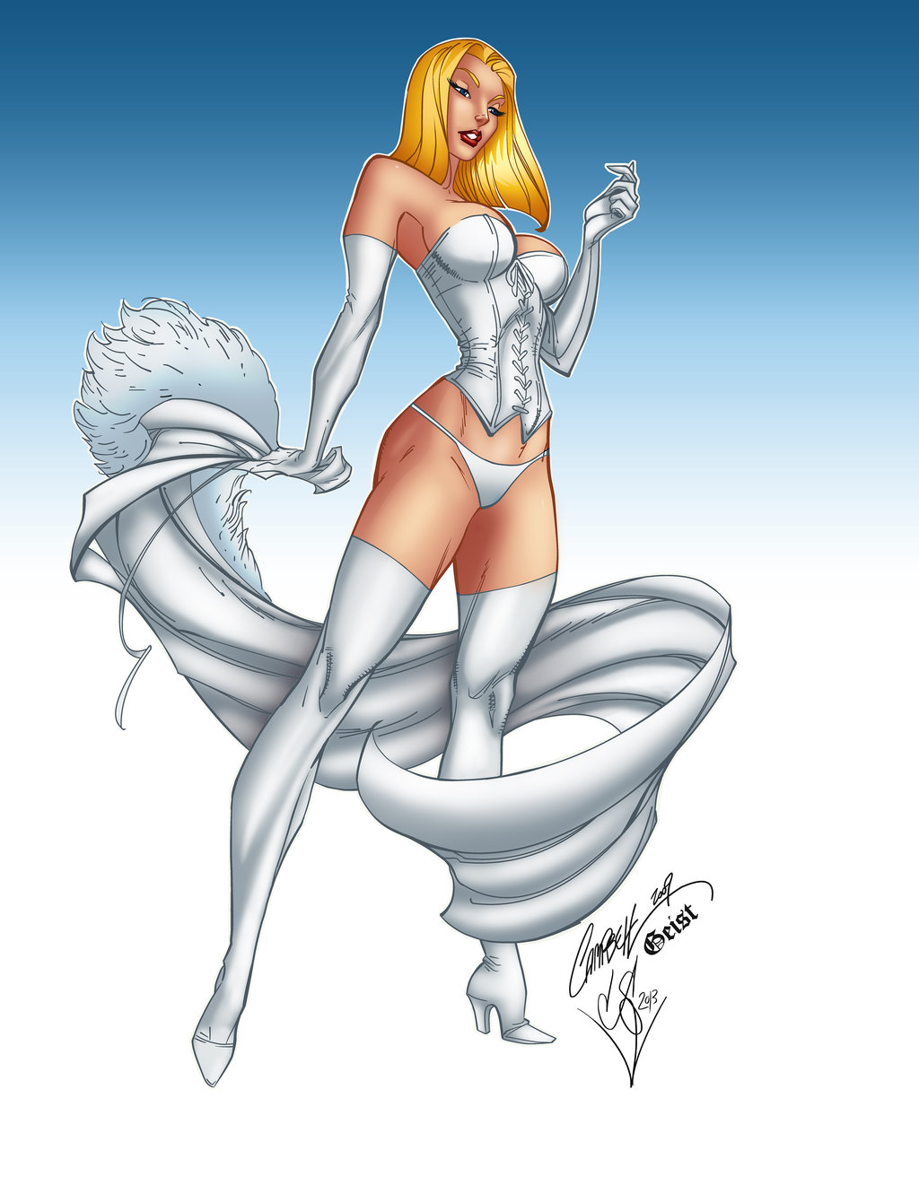 Emma Frost Pic 301