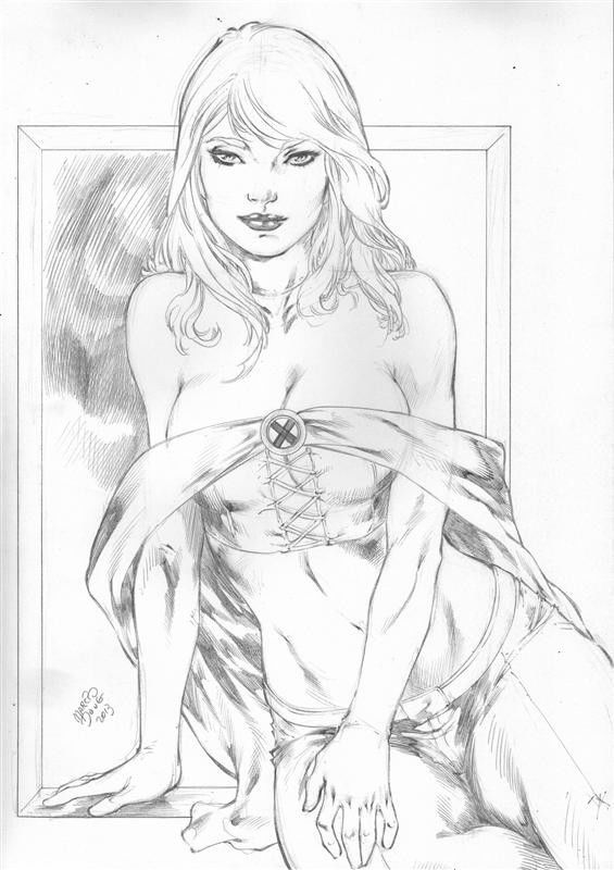 Emma Frost Pic 345
