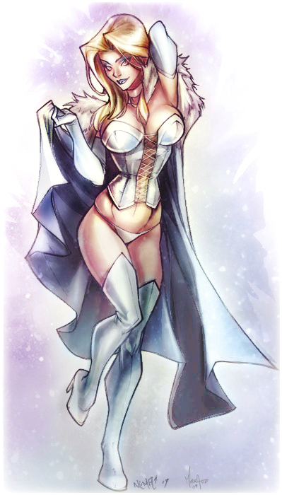 Emma Frost Pic 369