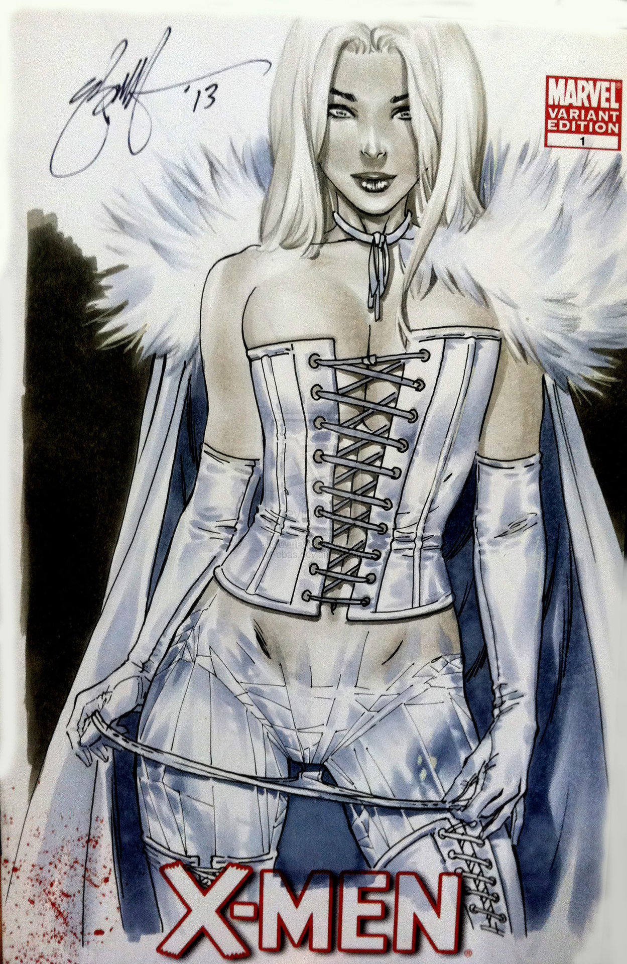 Emma Frost Pic 456