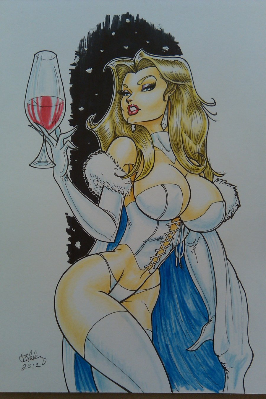 Emma Frost Pic 482