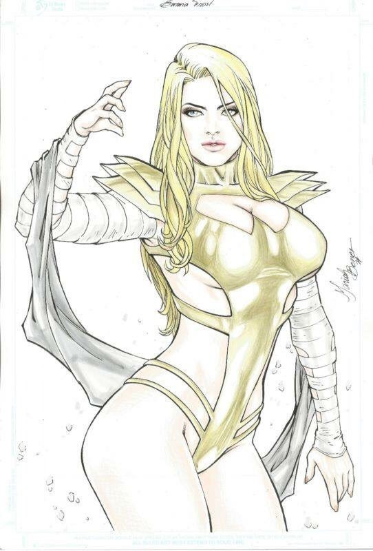Emma Frost Pic 491
