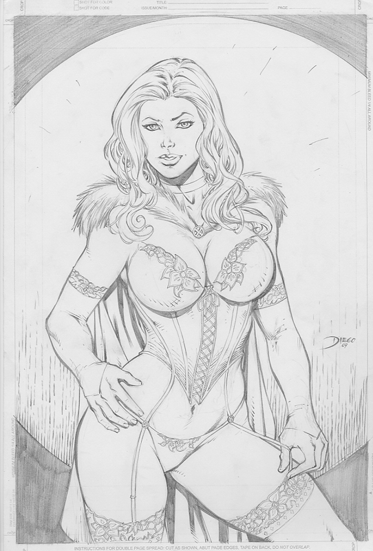 Emma Frost Pic 5