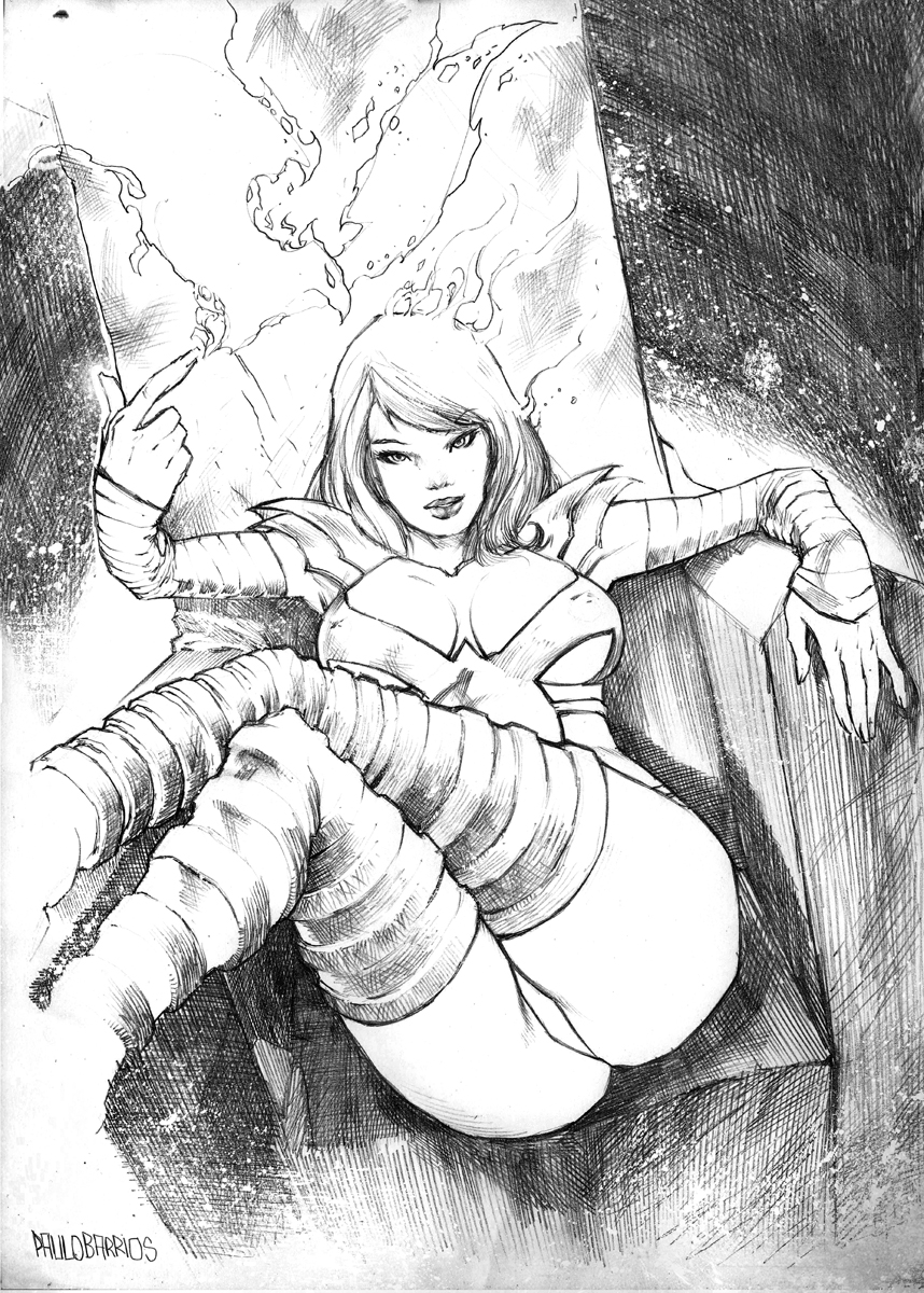 Emma Frost Pic 526