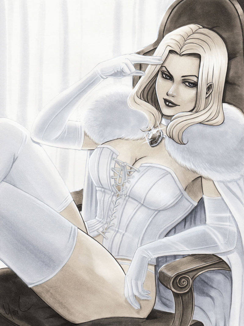 Emma Frost Pic 528