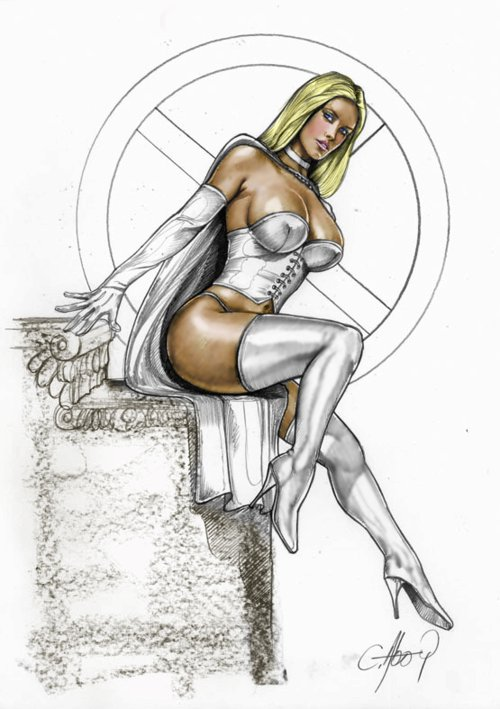 Emma Frost Pic 539