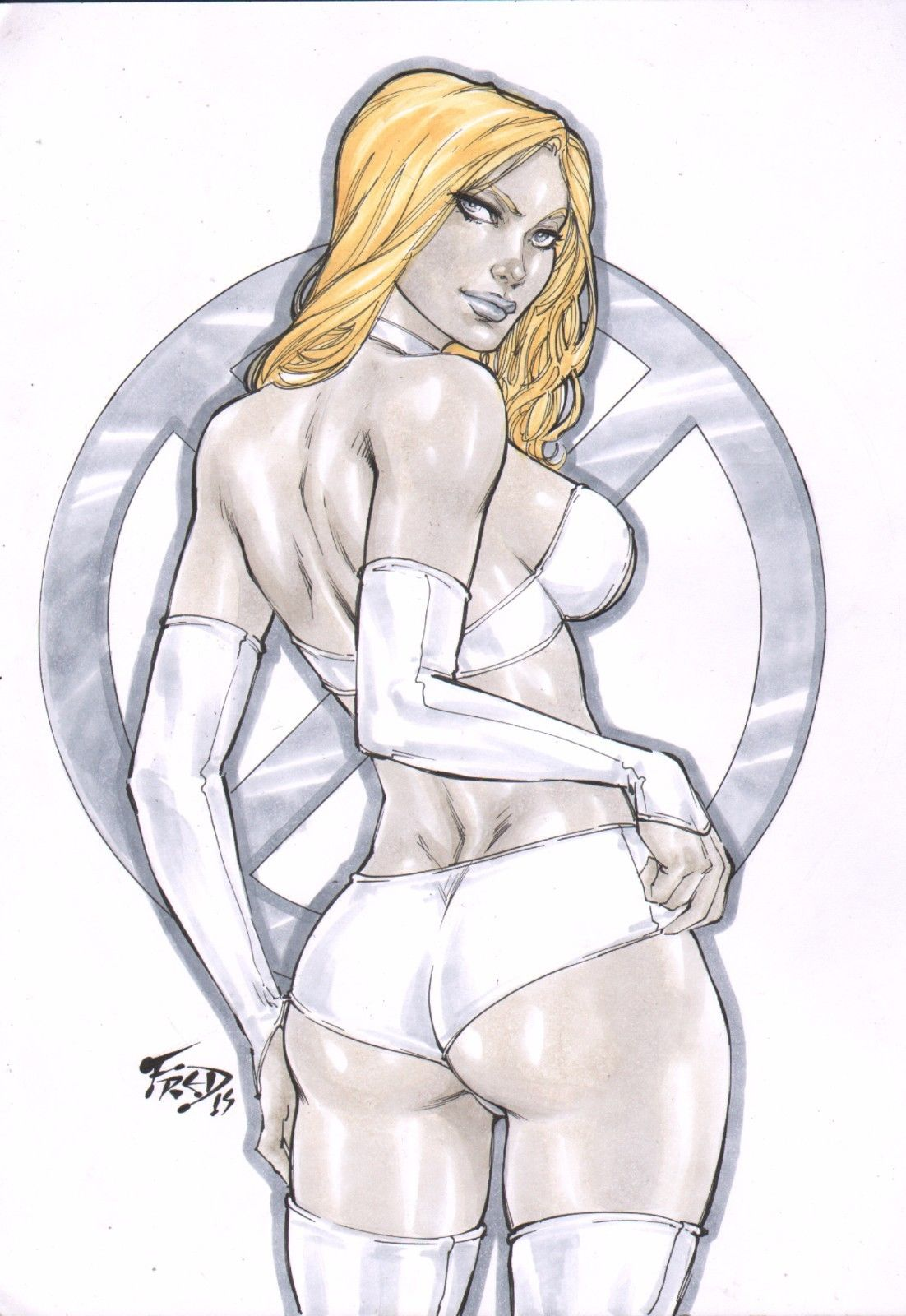 Emma Frost Pic 556
