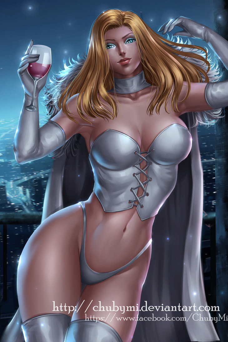 Emma Frost Pic 576