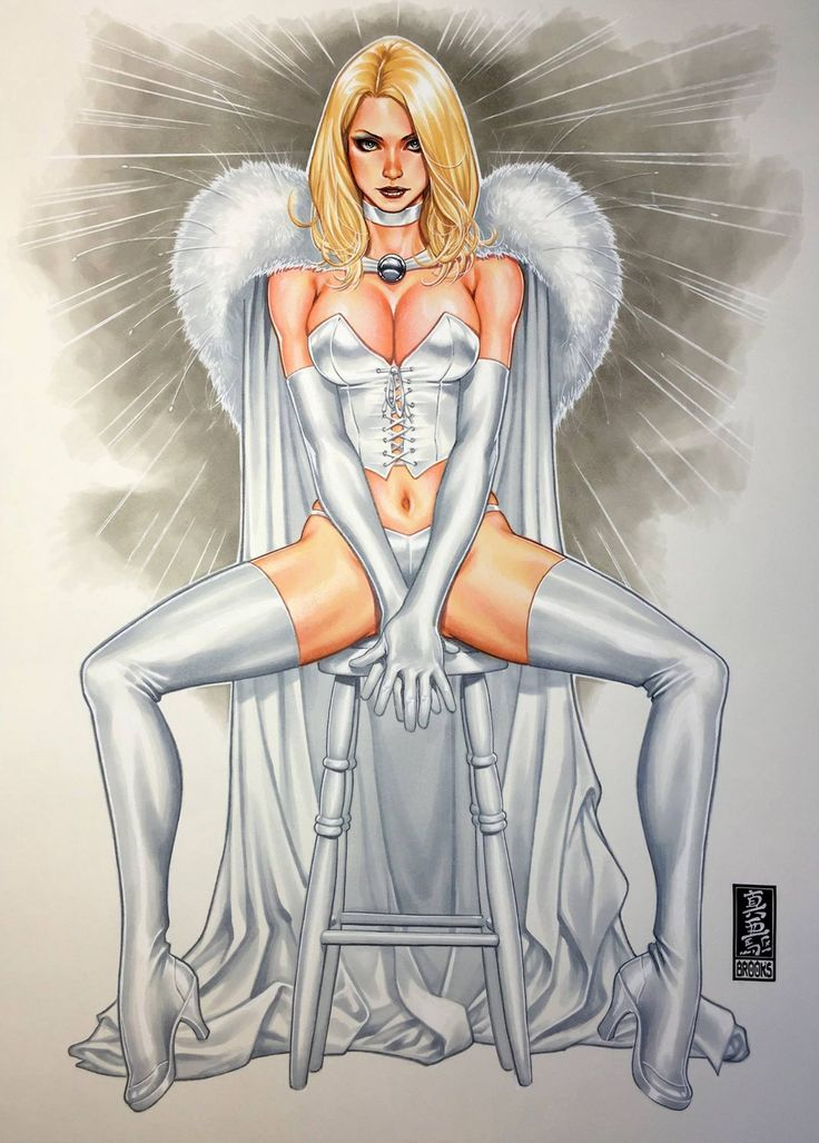 Emma Frost Pic 589