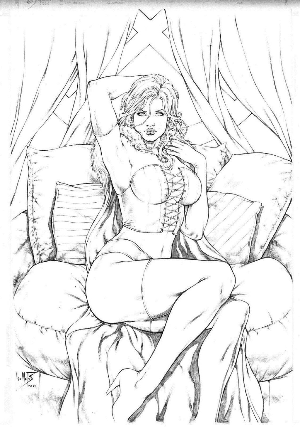 Emma Frost Pic 597