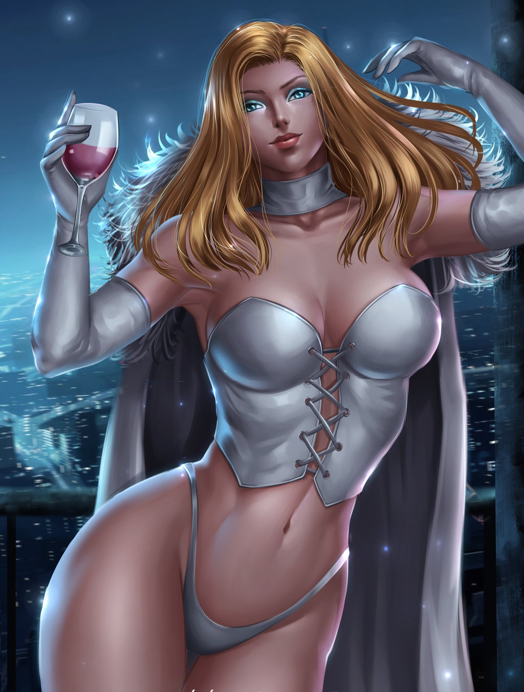Emma Frost Pic 660