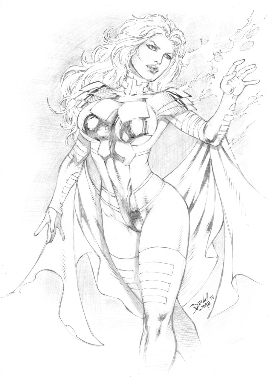 Emma Frost Pic 664