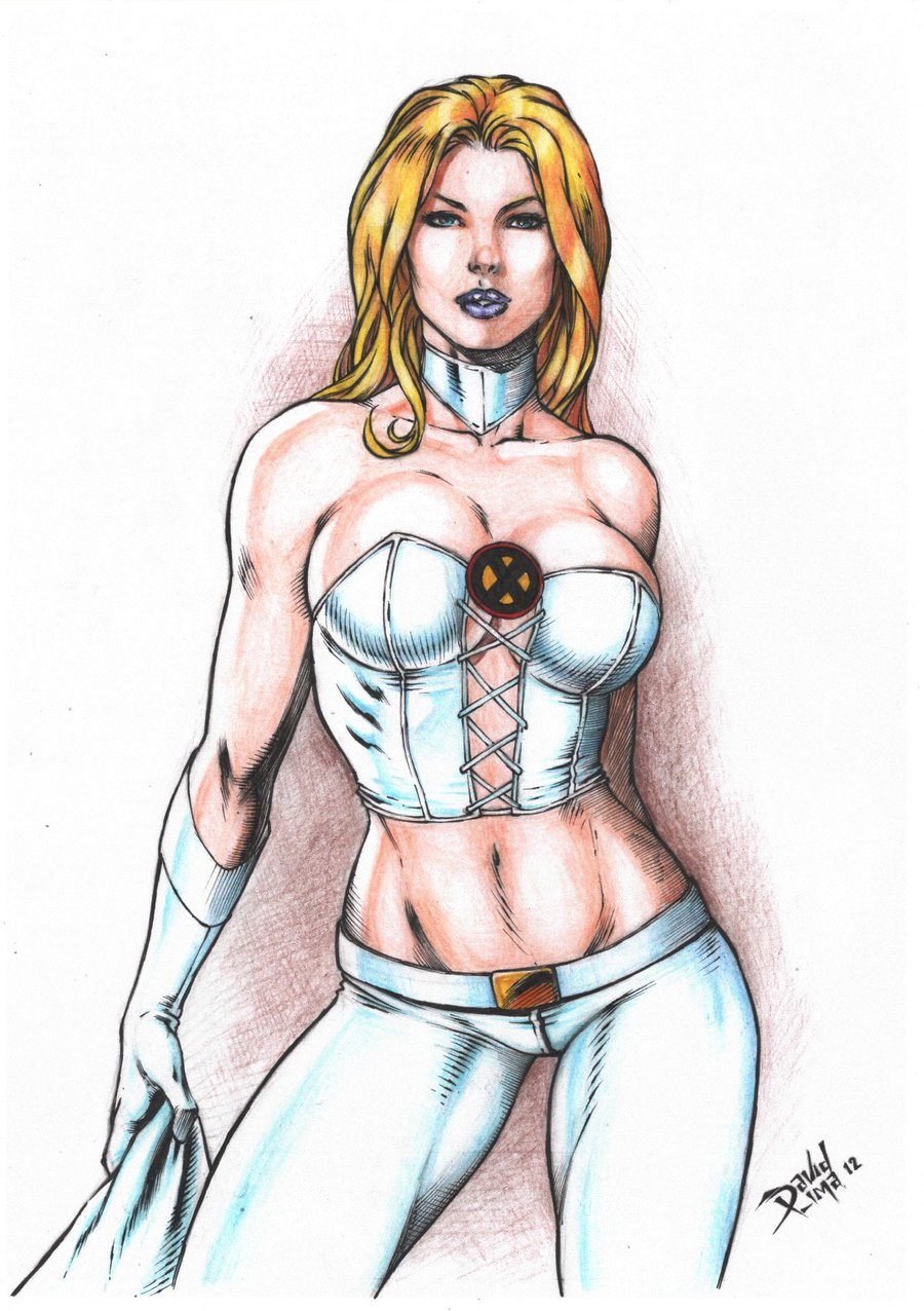 Emma Frost Pic 665