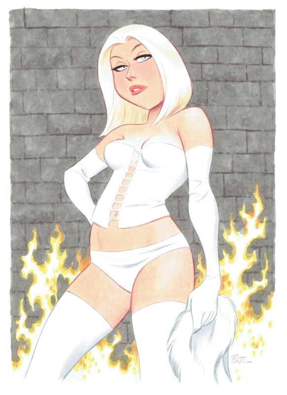 Emma Frost Pic 666