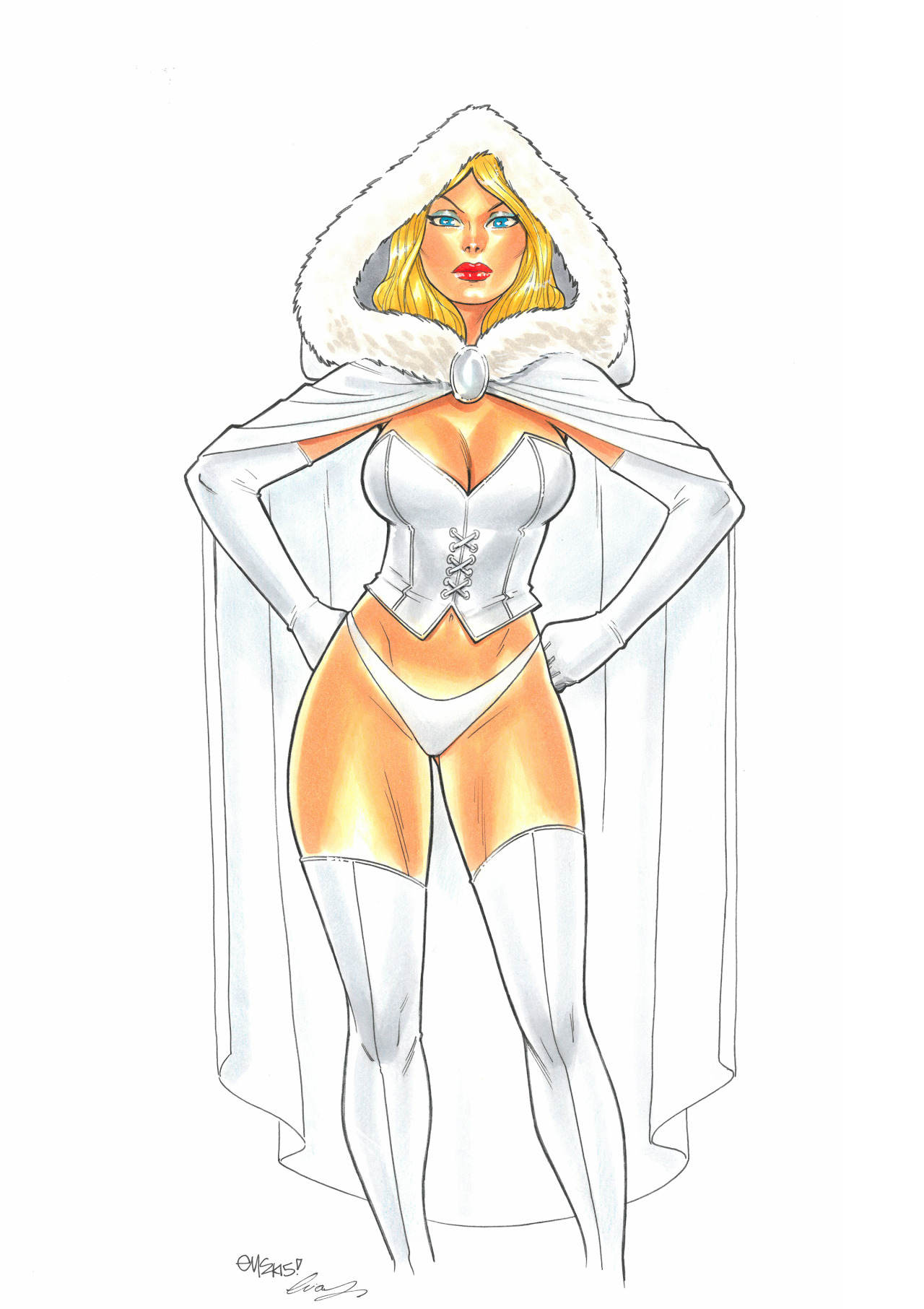 Emma Frost Pic 698