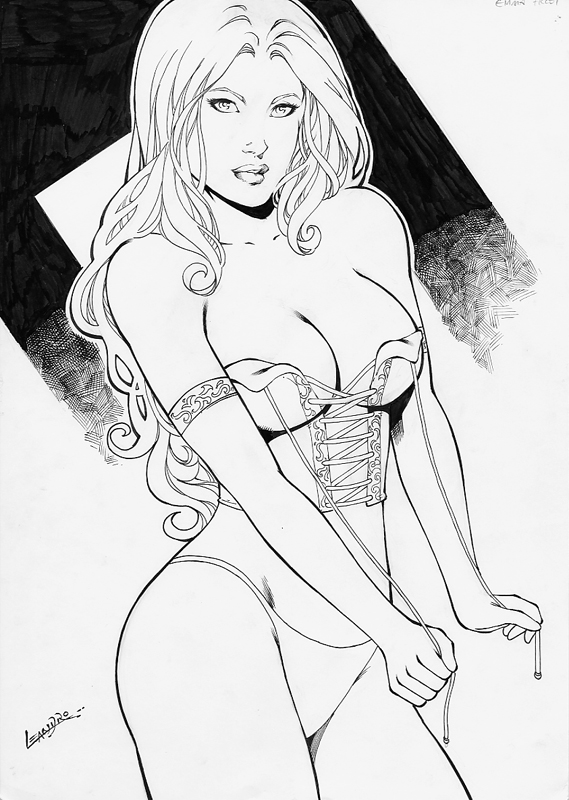 Emma Frost Pic 7