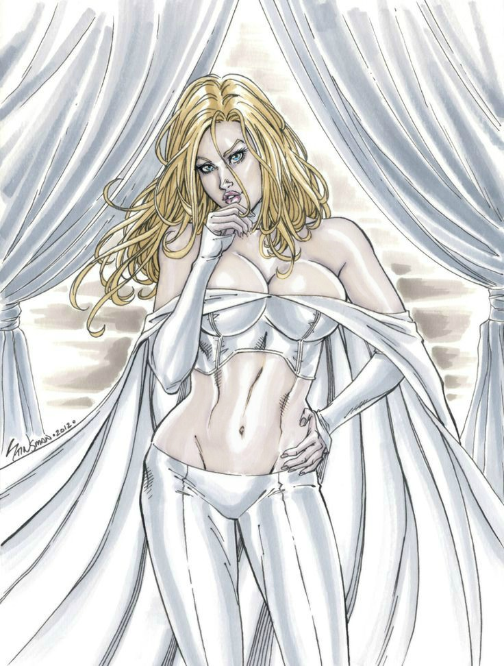 Emma Frost Pic 722