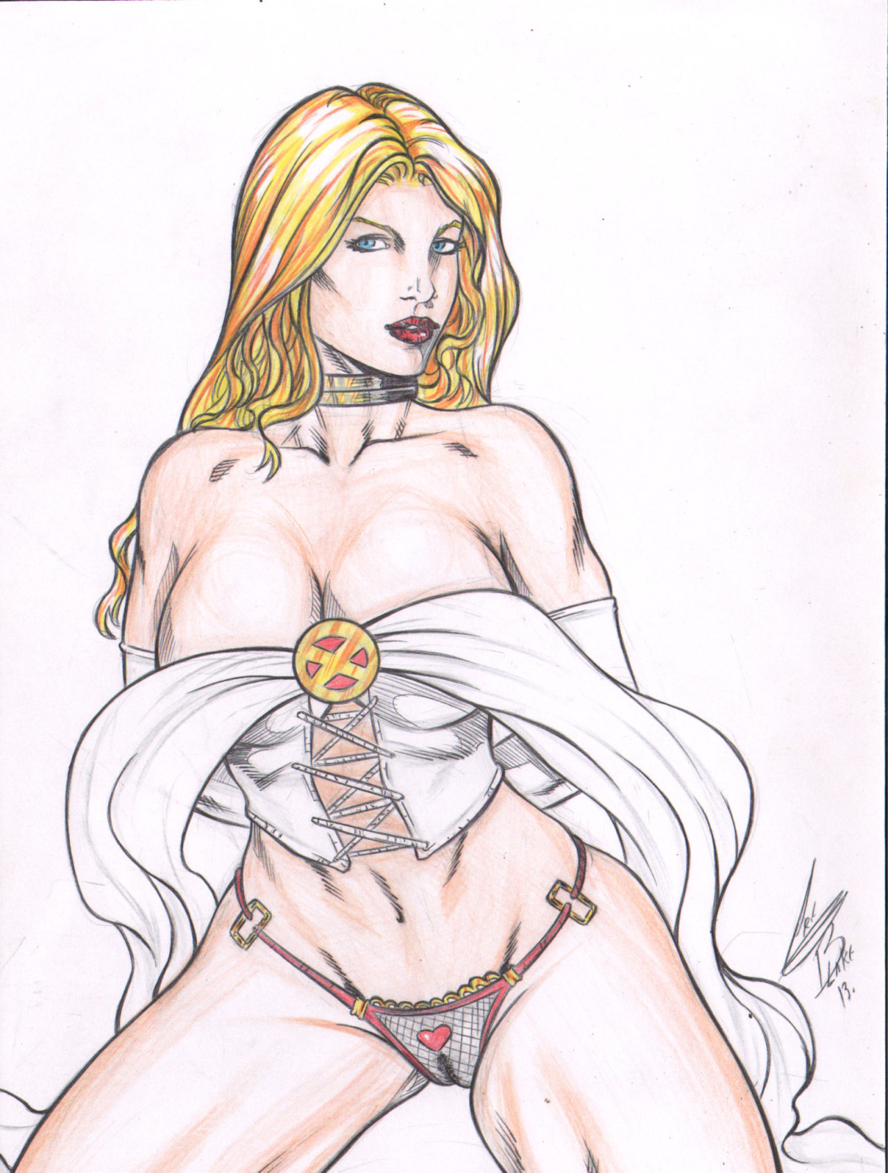 Emma Frost Pic 724