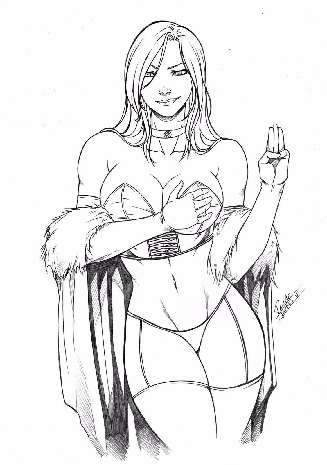 Emma Frost Pic 727