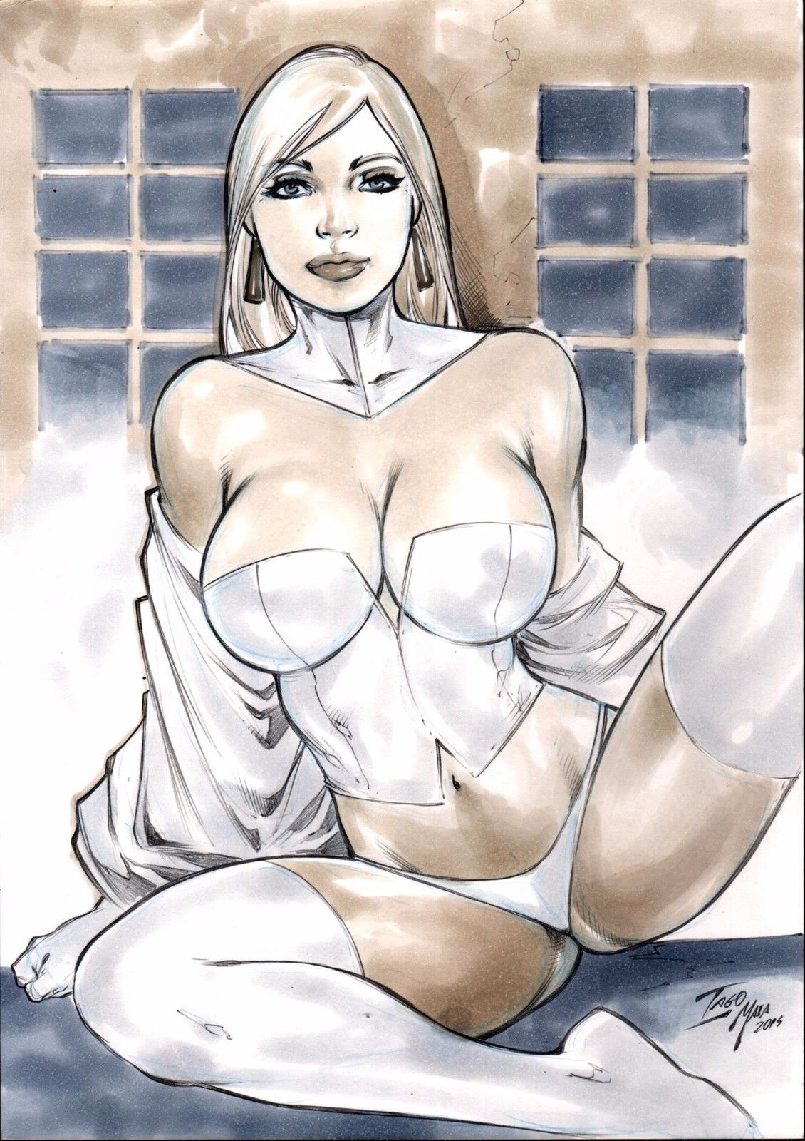 Emma Frost Pic 732