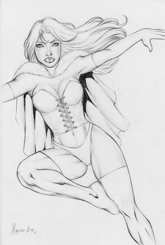 Emma Frost Pic 74