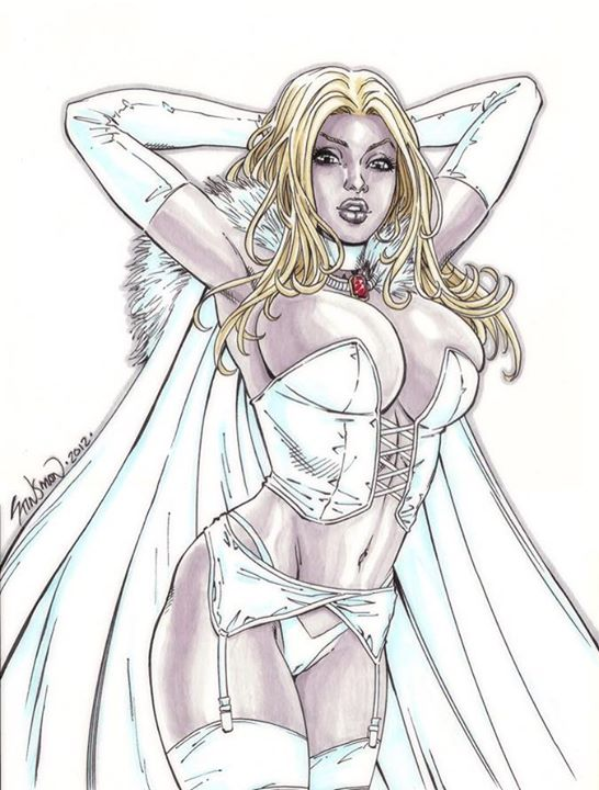 Emma Frost Pic 744