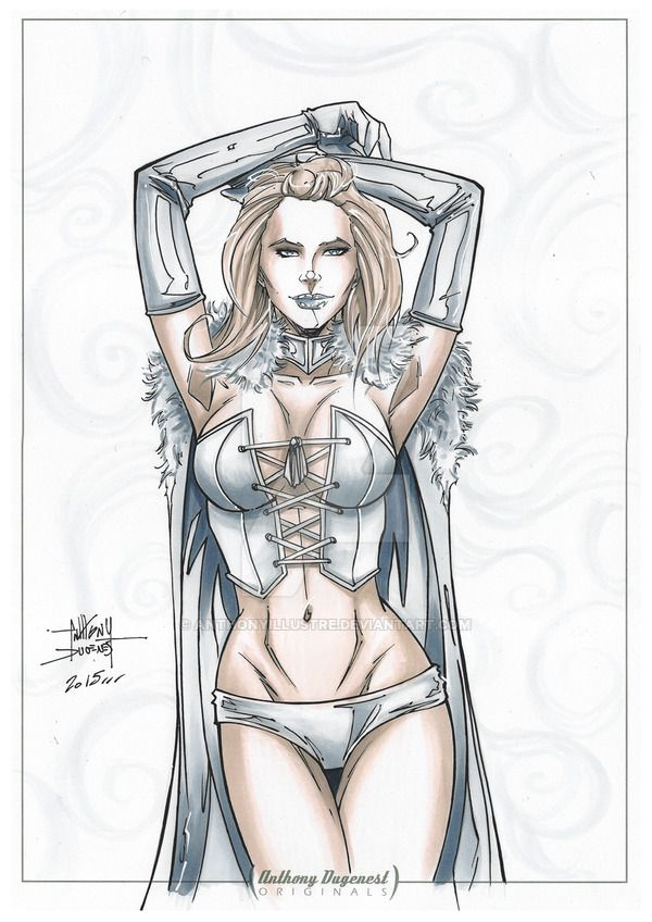 Emma Frost Pic 753