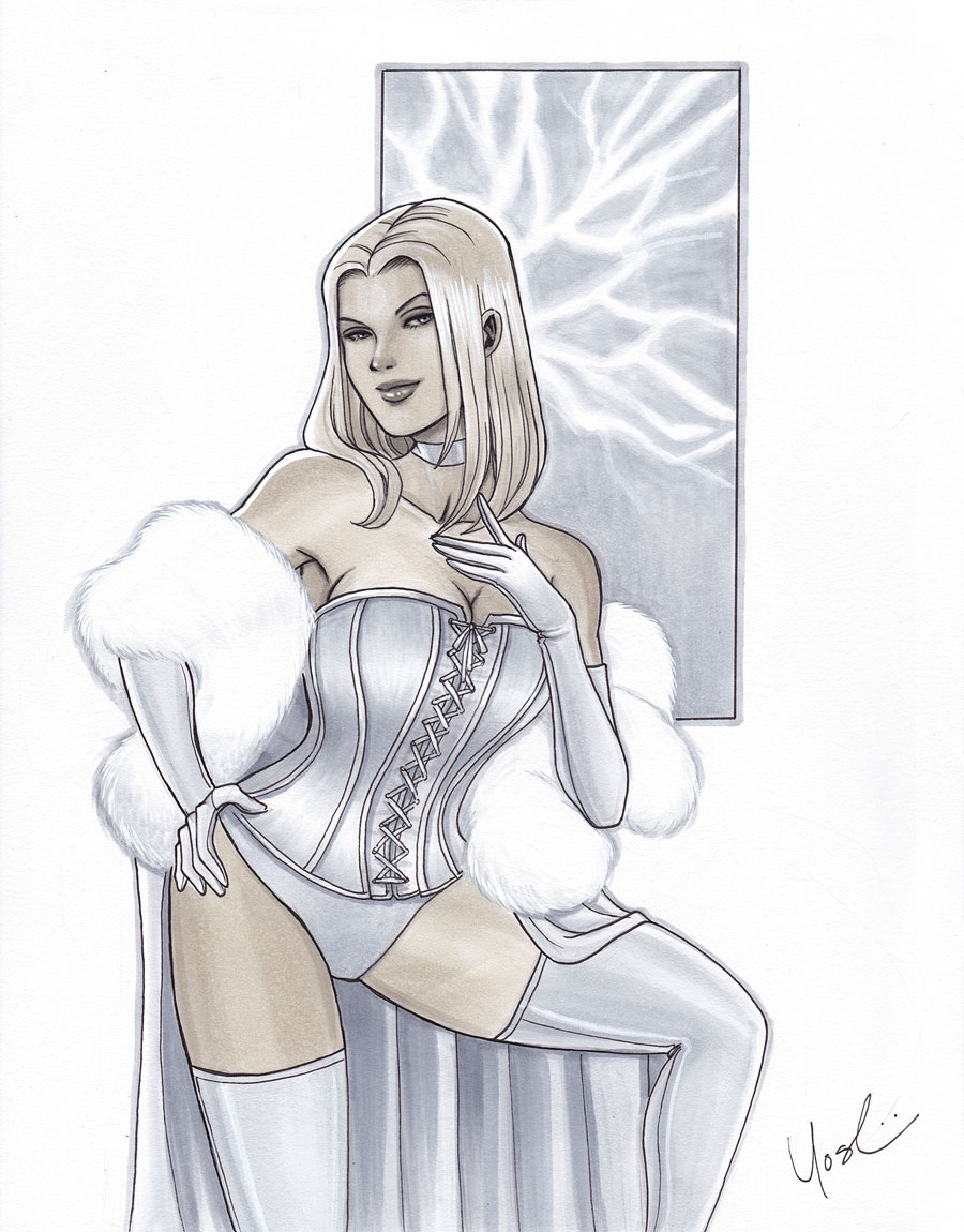 Emma Frost Pic 754