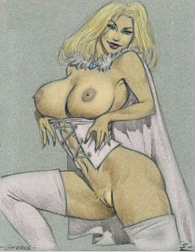 Emma Frost Pic 764