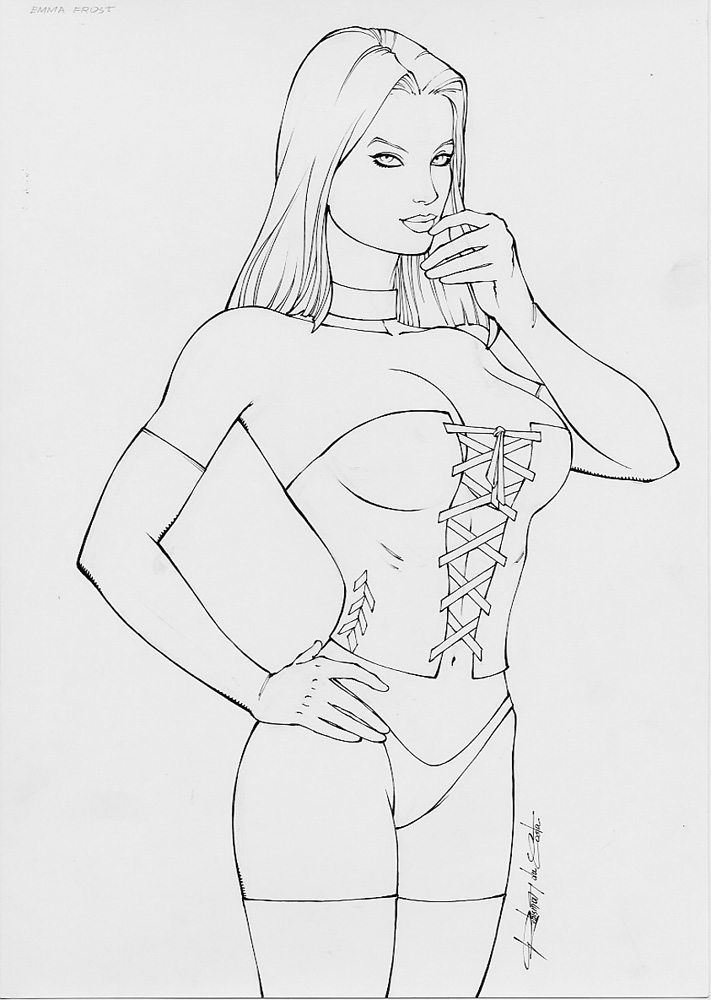 Emma Frost Pic 77