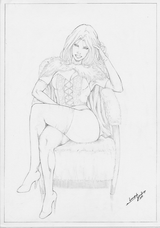 Emma Frost Pic 83